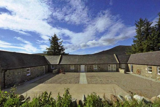 Thumbnail Bungalow to rent in Red Grouse Cottage, Glenrinnes, Scotland