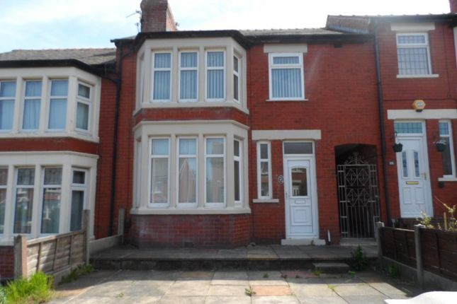 Thumbnail Terraced house to rent in Caunce Street, Blackpool