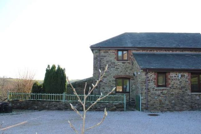 Thumbnail Detached house to rent in Blackawton, Totnes