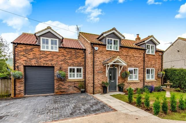 Thumbnail Detached house for sale in Ingleby Arncliffe, Northallerton, North Yorkshire, United Kingdom