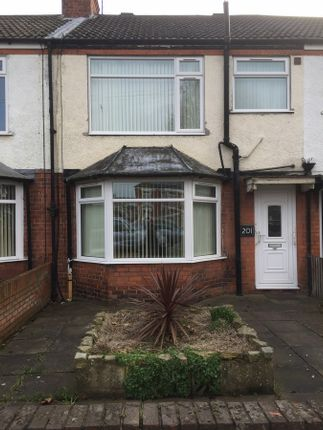 Thumbnail Terraced house to rent in Willerby Road, Hull