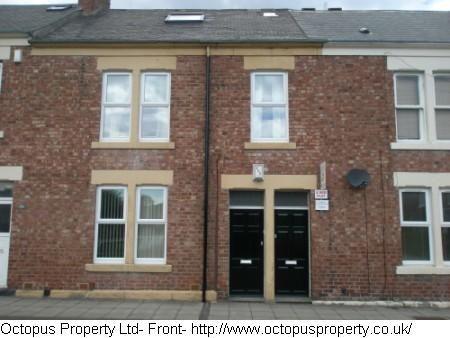 Thumbnail Maisonette to rent in Ancrum Street, Newcastle Upon Tyne