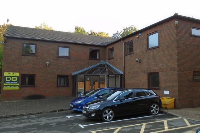 Thumbnail Office to let in 3 Swanwick Court, Alfreton