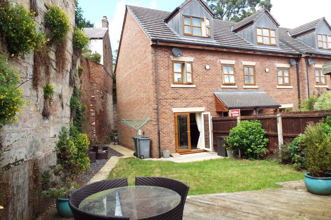 Thumbnail Mews house for sale in Village Road, Bebington, Wirral