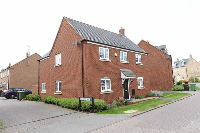 Thumbnail Detached house for sale in Linnet Way, Leighton Buzzard
