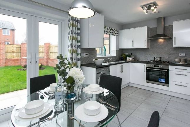 Thumbnail Mews house for sale in Vicarage Gardens, Wigan, Lancashire