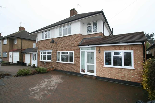 Thumbnail Detached house to rent in Bassetts Close, Farnborough, Orpington