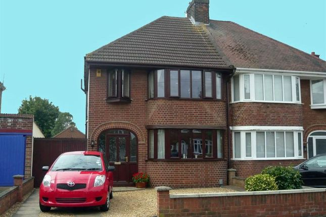 Thumbnail Property to rent in Grimshaw Road, Peterborough