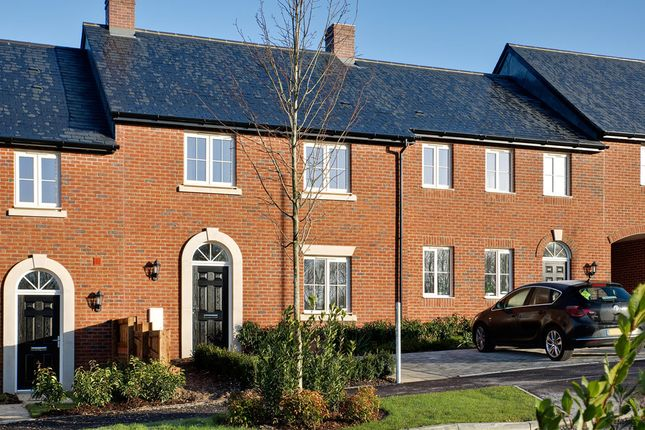 """Thumbnail End terrace house for sale in """"The Ferrars"""" at Pitt Road, Winchester"""