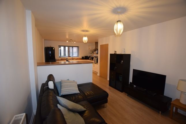Thumbnail Flat to rent in Aire Quay, Hunslet, Leeds