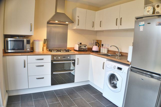 Kitchen of Edward Phipps Way, Haslington CW1