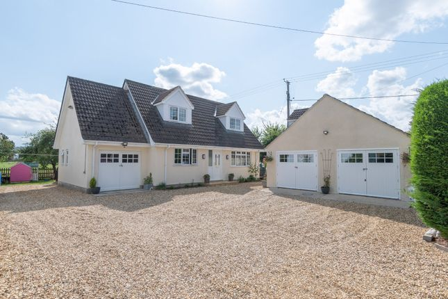Thumbnail Detached house for sale in The Green, Dauntsey, Chippenham