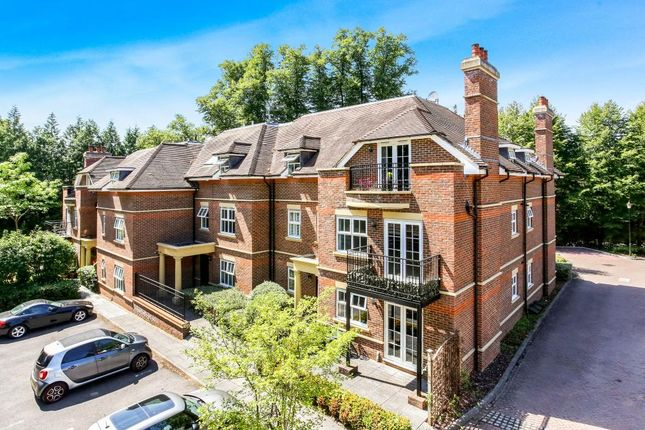 Thumbnail Flat for sale in Lady Margaret Road, Sunningdale, Ascot