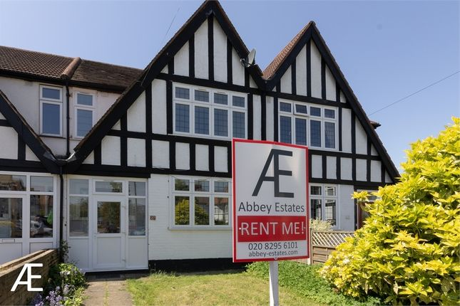 Thumbnail Terraced house to rent in Hill Close, Chislehurst, Kent