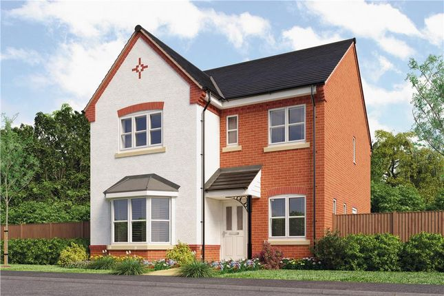 """Thumbnail Detached house for sale in """"Mitford"""" at Rykneld Road, Littleover, Derby"""