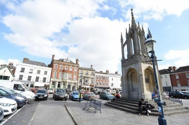 Thumbnail Flat to rent in Market Place, Devizes