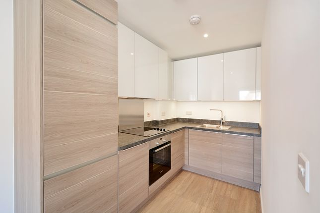Thumbnail Flat to rent in Ashton Reach, London