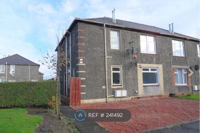 Thumbnail Flat to rent in Stewart Road, Ayr