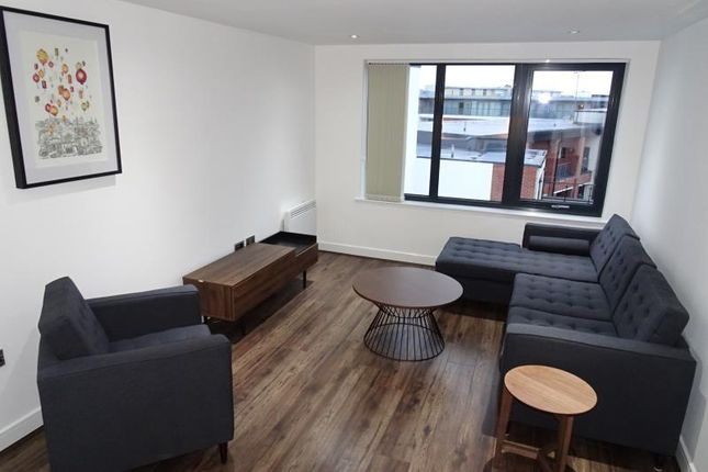 Thumbnail Flat to rent in Ridley House, Ridley Street