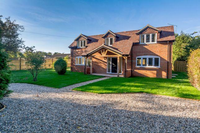 Thumbnail Detached house to rent in Binfield Heath, Henley-On-Thames