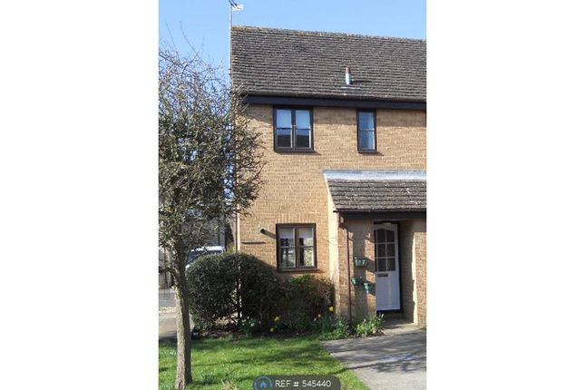 Thumbnail Terraced house to rent in Cogges Hill Road, Witney