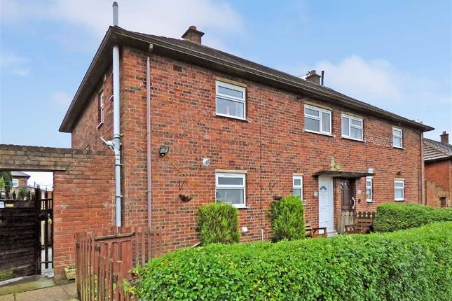 Thumbnail Semi-detached house for sale in Aylesbury Road, Bentilee, Stoke-On-Trent