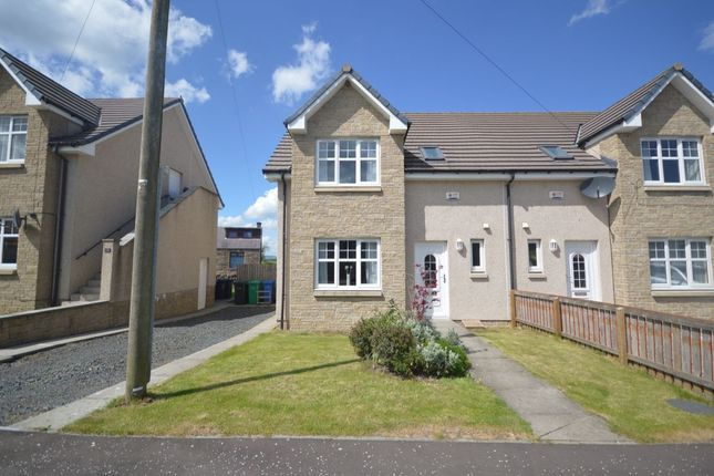 Thumbnail Semi-detached house to rent in Burnbank Terrace, Thornton, Kirkcaldy
