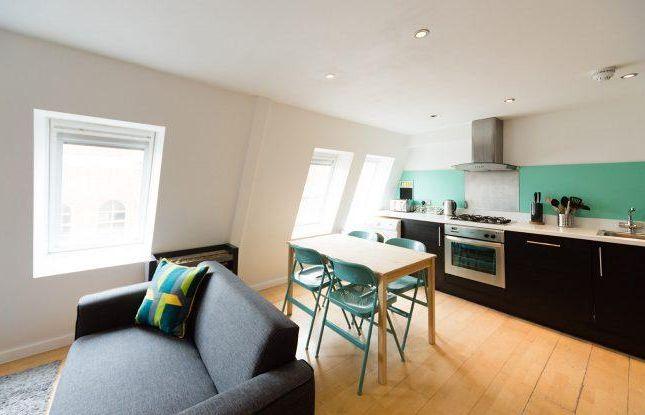 Thumbnail Flat to rent in Trafalgar Court, Brighton, East Sussex