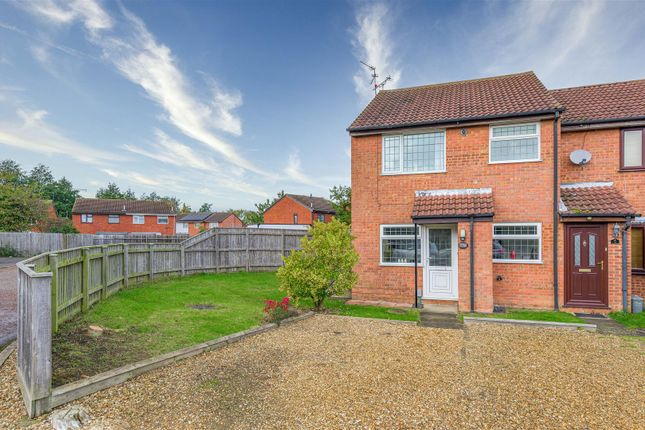 Terraced house for sale in Wainwright, Werrington, Peterborough