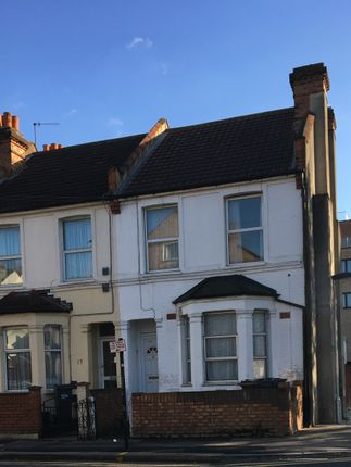Thumbnail End terrace house for sale in Cecil Road, Hounslow, Middlesex