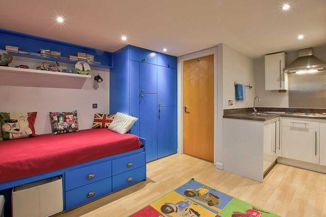 Studio to rent in Magnolia Court, West Street, Blandford Forum DT11