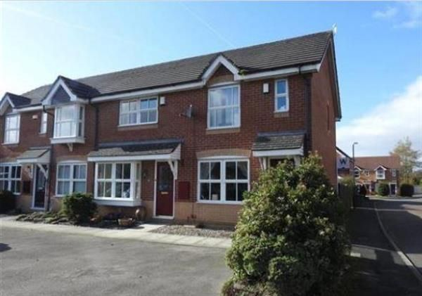 Thumbnail Mews house to rent in Belfry Close, Euxton, Chorley