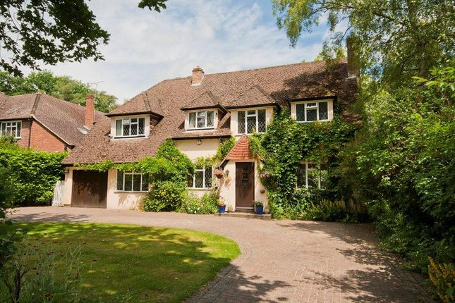 Thumbnail Detached house for sale in Copse Wood Way, Northwood