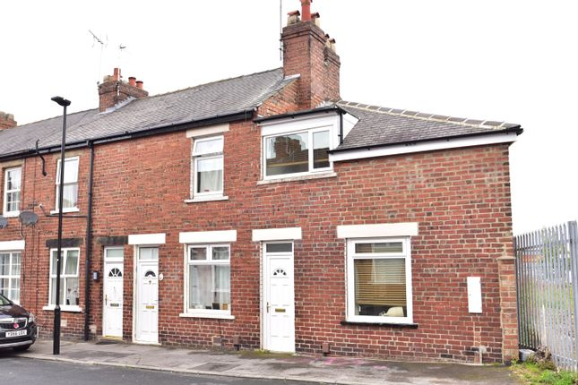 Thumbnail End terrace house to rent in Mafeking Street, Harrogate