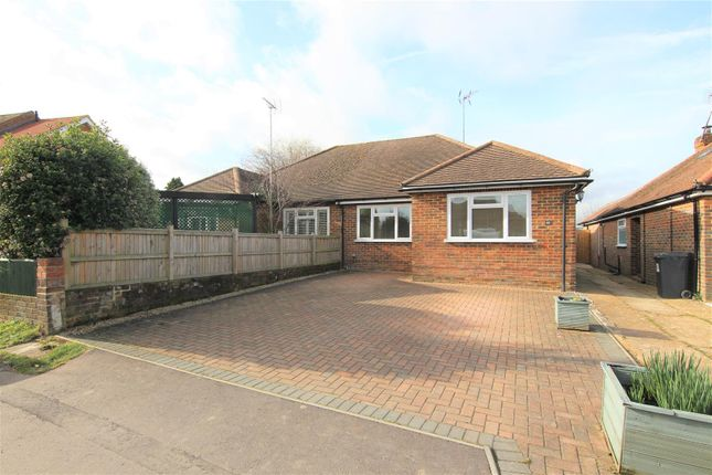 Thumbnail Bungalow to rent in Northway, Burgess Hill