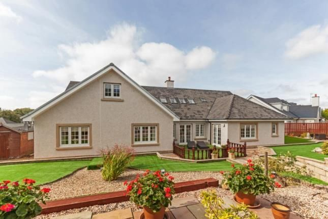 External of Bowmore Crescent, Thorntonhall, South Lanarkshire G74
