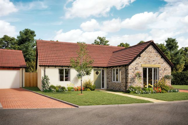 2 bedroom detached bungalow for sale in Cotswold Homes, The Paddocks, Tytherington