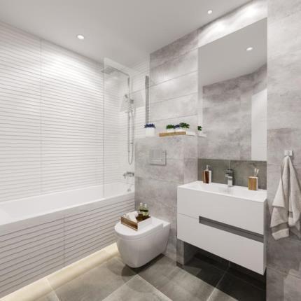 Bathroom of Fitzalan House, Park Road, Gloucester GL1