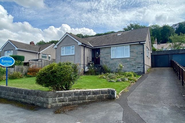 Thumbnail Detached bungalow for sale in Littlefields Avenue, Banwell, North Somerset.