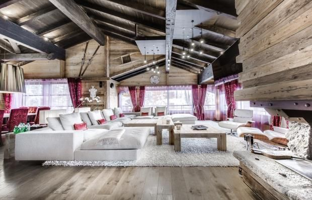 Thumbnail Property for sale in Courchevel 1850, Jardin Alpin Area, French Alps, 73120