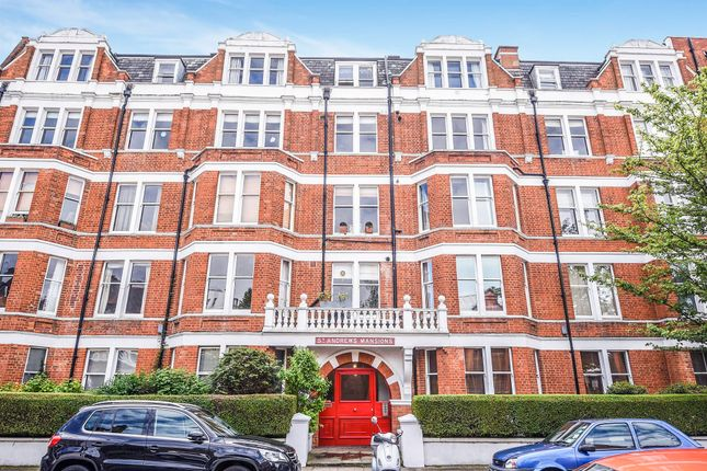 Thumbnail Flat for sale in St. Andrews Road, London