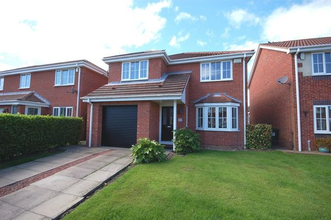 Thumbnail Detached house for sale in Ullswater Drive, Killingworth, Newcastle Upon Tyne