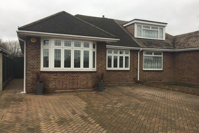 Thumbnail Semi-detached bungalow to rent in Suttons Lane, Hornchurch