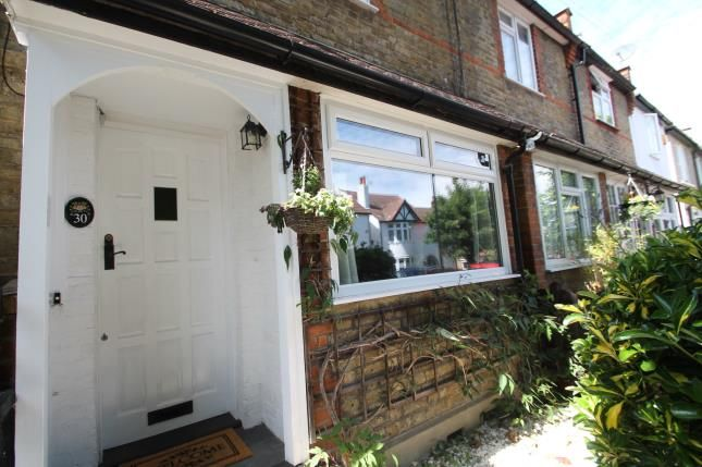 Thumbnail Terraced house for sale in Stafford Road, Sidcup, Kent, .