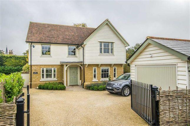 Thumbnail Detached house for sale in Hertingfordbury Road, Hertingfordbury, Hertfordshire