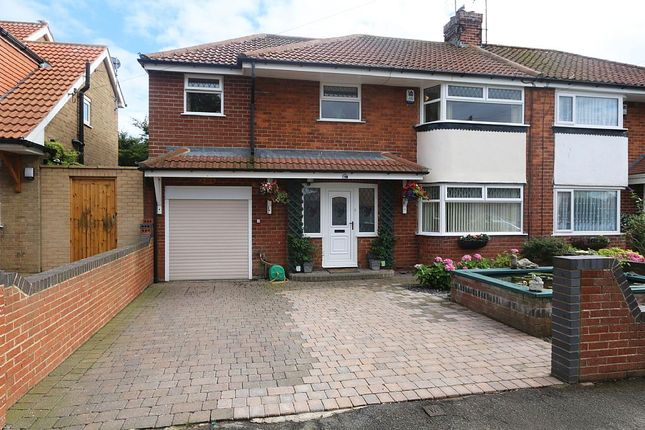 Thumbnail Semi-detached house for sale in Belvedere Road, Bridlington, East Yorkshire