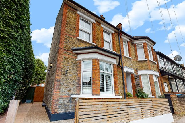 Thumbnail Semi-detached house for sale in Lebanon Road, Addiscombe, Croydon