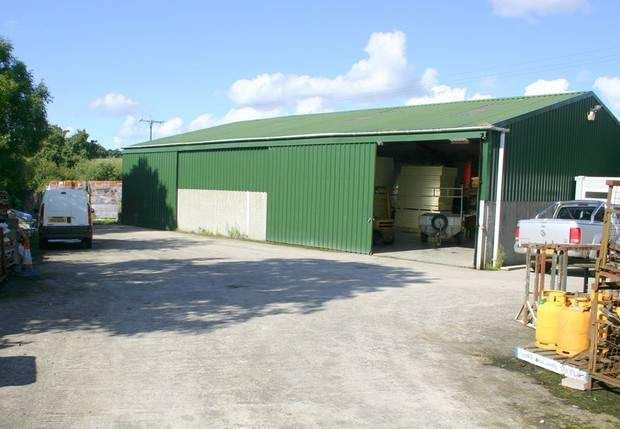 Thumbnail Warehouse for sale in Craigarusky Road, Killincy, County Down