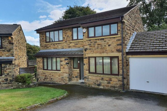 Thumbnail Detached house to rent in Bullfields Close, Dewsbury