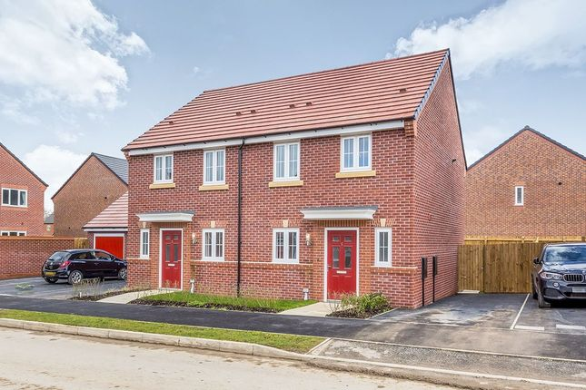 Semi-detached house for sale in Shardlow Road, Sandbach